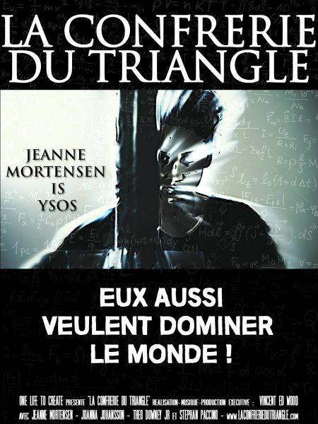 "Court métrage : ""La Confrérie du triangle"" www.laconfreriedutriangle.com ONE LIFE TO CREATE"
